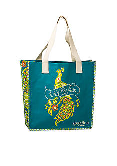 spartina 449 Peacock Wild and Free Market Bag