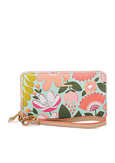 spartina 449 Southern Belle Zip Wallet