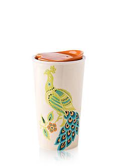 spartina 449 Peacock Manor Travel Mug