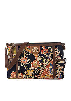 spartina 449 Elfrida Simple Zip Bag