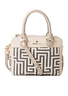 spartina 449 De Renne Box Satchel