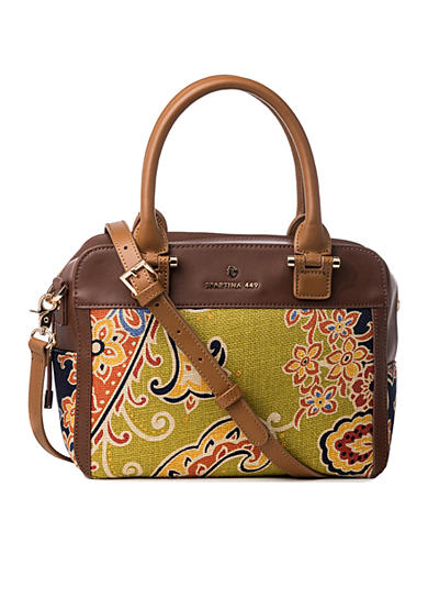 spartina 449 Elfrida Box Satchel