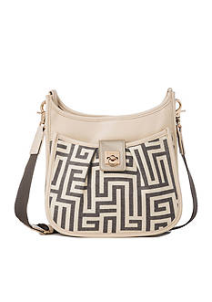 spartina 449 De Renne Messenger Crossbody