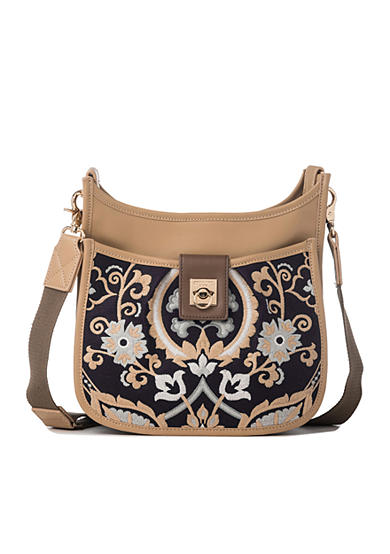 spartina 449 Mulberry Grove Messenger Crossbody