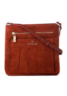 spartina 449 Suede Crossbody Bag
