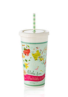 spartina 449 Hawaiian Islands Insulated Drink Tumbler