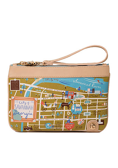 spartina 449 Savannah Zip Wristlet