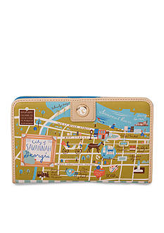 spartina 449 Savannah Snap Wallet