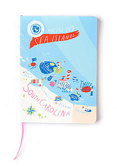 spartina 449 Sea Island Ruled Notebook