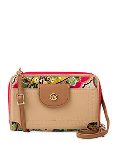 spartina 449 Salt Meadow Multi Phone Crossbody