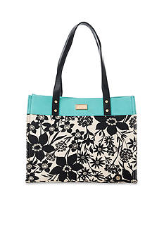 spartina 449 Privateer Aka Monogram Excursion Tote