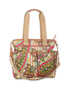 spartina 449 Salt Meadow Diaper Bag