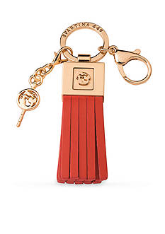 spartina 449 Aka Monogram Tassel Keychain