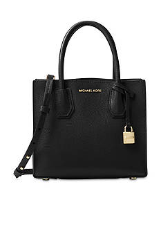 MICHAEL Michael Kors Kors Studio Collection Mercer Medium Bonded-Leather Tote