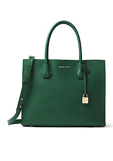 MICHAEL Michael Kors Kors Studio Collection Mercer Large Bonded-Leather Tote Bag