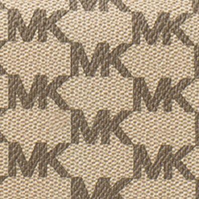 Handbags and Wallets: Natural MICHAEL Michael Kors Kors Studio Collection Natalie Extra-Large Wallet