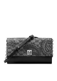 MICHAEL Michael Kors Kors Studio Collection Natalie Extra-Large Heritage Paisley Wallet