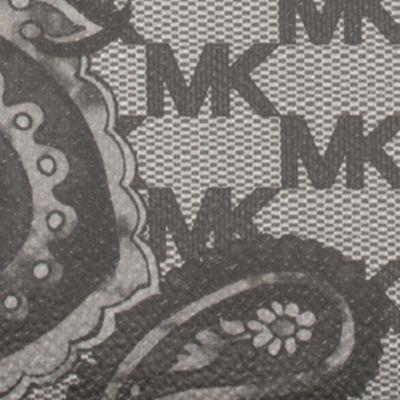 Handbags and Wallets: Black MICHAEL Michael Kors Kors Studio Collection Paisley Wallet