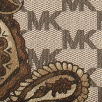 Handbags and Wallets: Luggage MICHAEL Michael Kors Kors Studio Collection Paisley Wallet