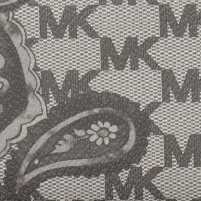 Handbags and Wallets: Black MICHAEL Michael Kors Kors Studio Collection Daniela Large Heritage Paisley Wristlet Wallet
