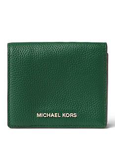 MICHAEL Michael Kors Kors Studio Collection Mercer Leather Card Holder