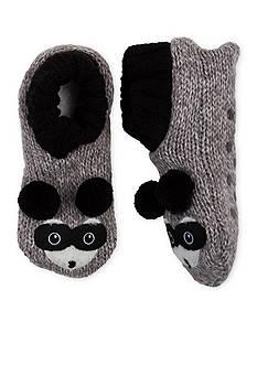 High Point Design Critter Knitters Slipper Socks - Single Pair