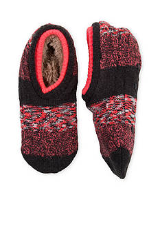 High Point Design Double Cuffer Slipper Socks- Single Pair