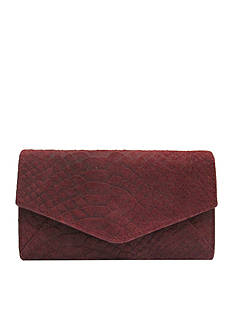 Chinese Laundry Ally Leather Crossbody Wallet