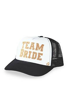 Mother Trucker & co. Team Bride Hat