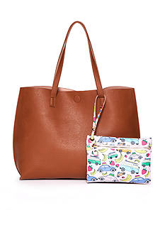 New Directions Feminine Reversible Tote