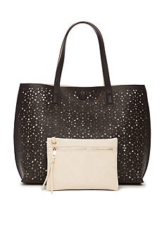 New Directions Laser Cut Reversible Tote