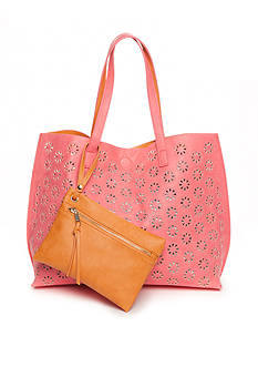 New Directions® Laser Cut Tote
