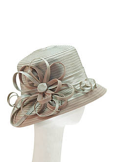 Giovannio Small Dramatic Profile Hat