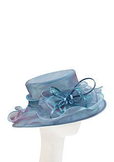 Giovannio Shimmer Frill Hat