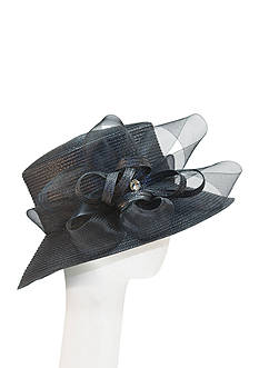 Giovannio Matte Braid Suitor Hat