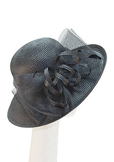 Giovannio Matte Braid Julia Hat