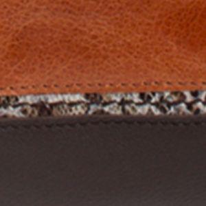 Shoulder Bags: Brown Snake The Sak Kendra Hobo