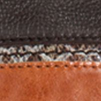 Handbags and Wallets: Brown Snake Multi The Sak Kendra Crossbody Bag