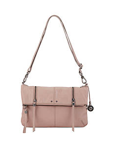 The Sak Sanibel Foldover Crossbody