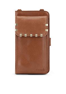 The Sak Sanibel Leather Phone Wallet