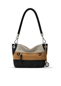 The Sak Indio Crochet Small Hobo