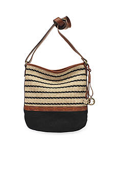 Lucky Brand Handbags Kendal Bucket Crossbody