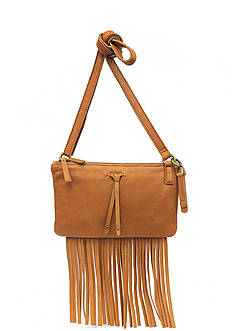 Lucky Brand Handbags Kyle Double Top Zip Crossbody