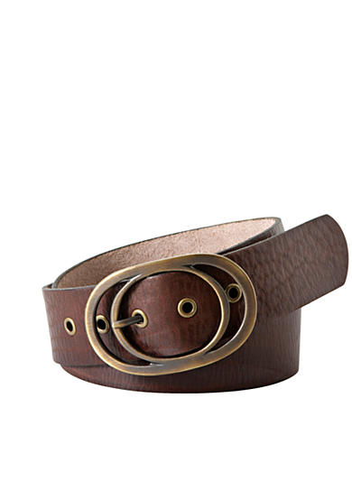 Fossil® Vintage Oval Buckle