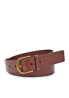 Fossil® Modern C Buckle Belt