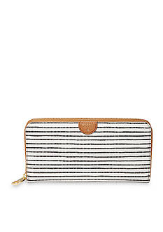 Fossil® Sydney Zip Clutch Wallet