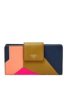 Fossil® Valentine's Day Tab Clutch Wallet
