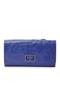 Fossil® Dawson Flap Clutch Wallet