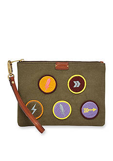 Fossil® Small Wristlet