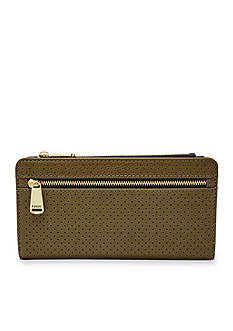 Fossil Preston Zip Clutch